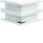 Udvendigt hjørne plast for BR65210D RAL 9016 BR652103D9016 miniature