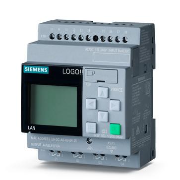 Logikrelæ 8DI(4AI)/4DO 12/24VDC FT-6ED1052-1MD00-0BA8