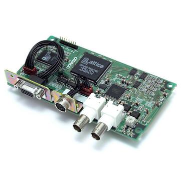 RGB og videoindstillingsmenuen bord, 2 kanaler videoindgang (NTSC/PAL), 1-kanalsAnalog RGB, for NS8/10/12 HMI NS-CA002 180451