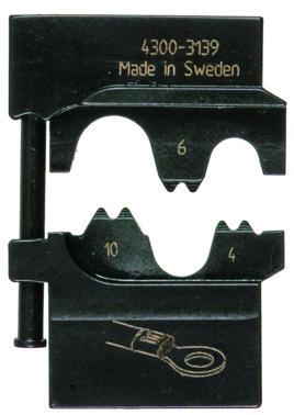 MOBILE-bakker OWB4099 ABIKO f/ uisol. forbindelser 4-10 mm² 4301-313900