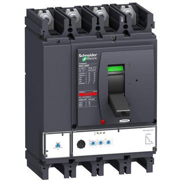 Maksimalafbryder NSX400N+Mic2.3/250 4P LV432708