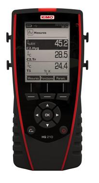 Kimo HQ210 P air quality instrument 5706445790142