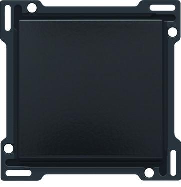 Tangent, enkelt, Piano black coated 200-61105