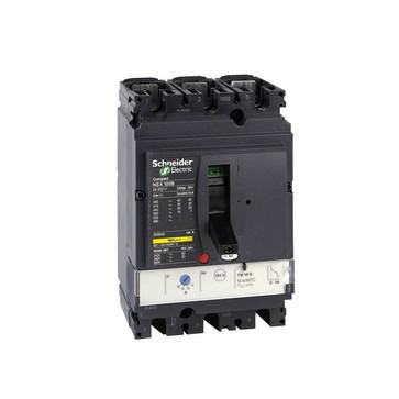 Maksimalafbryder NSX100B+TM80D 3P3D LV429551