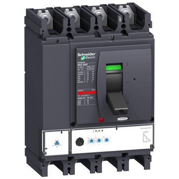 Maksimalafbryder NSX400N+MicroLogic 2,3/400 4p LV432694