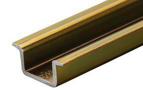 Carrier Rail 35 X 15 2,3 mm Thick 210-118