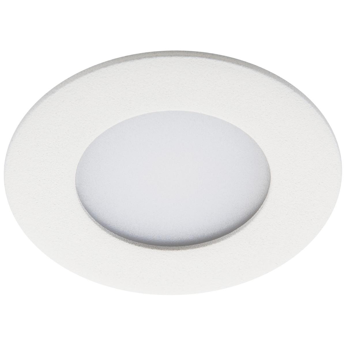 LEDStar Slim Mat-Hvid 5W LED 2700K