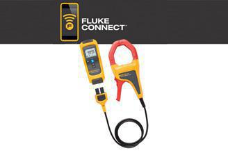 Fluke a3003 FC trådløst 2000 A DC strømtangmeter 4629295