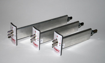 DEBIMO BLADES To be installed on site in air movement conditions, the DEBIMO blades can measure air velocity and airflow, Maximum working temperature 210°C, Supplied with 2m of clear tube and 2 JTC junctions 5706445790685