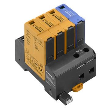 Transientbeskyttelse VPU AC I 3+1 R 300/12.5 LCF 2636920000