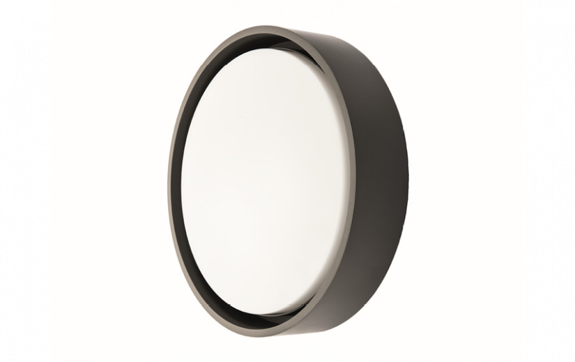 Frame Round Maxi Grafit LED 4000K