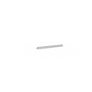 Kabeldækskinne afslutning 22x200mm 0666941