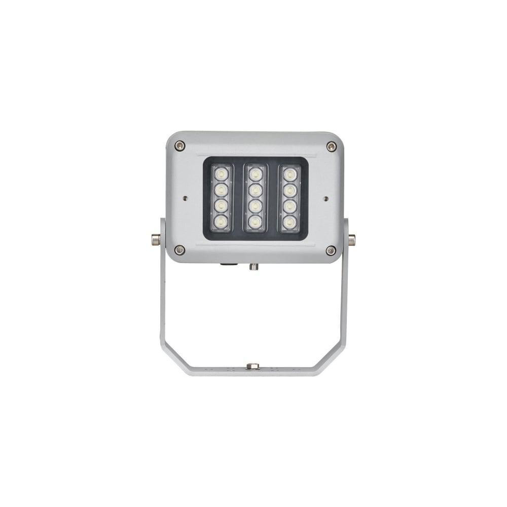 SPARTAN Flood 12 LED Small, Zone 1/21, White-Light 50°x50° 6000K 2750lm/34W