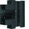 T-stykke plast for BR65170 RAL 9011 BR6517089011 miniature