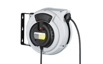 Kabelrulle Mavel 3 X 1,5mm2 15m m/langsom autooprul 855040