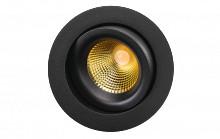 Junistar Lux Sort/Guld 2700K