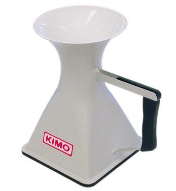 KIMO K150 rektangulær måletragt 550x100mm 5703534407660