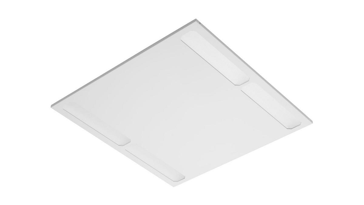 Freyn II OMS 4250lm/31W/840 LED Dali 595x595 indbyg mikroprismatisk hvid