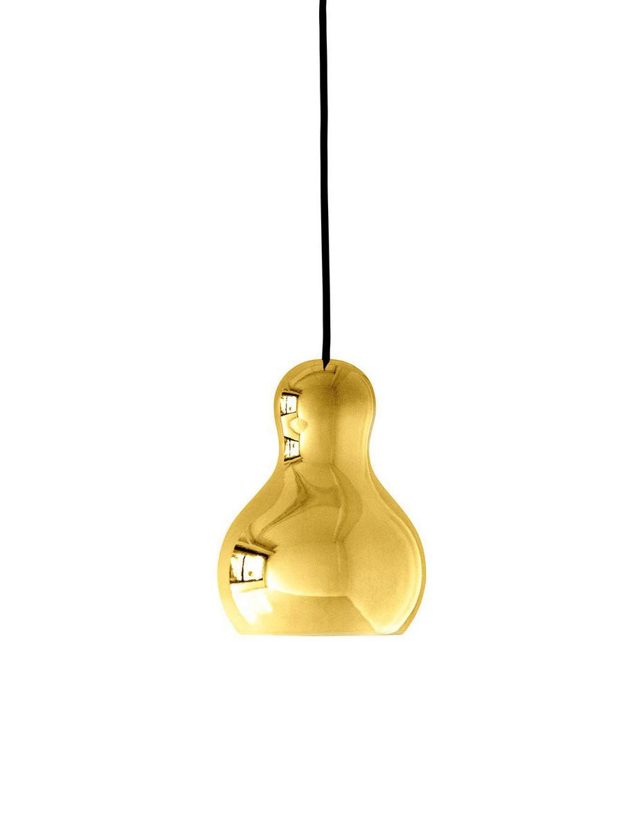 LY-Calabash gold P1 pendel