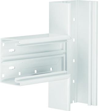 T-stykke plast for BR65100 RAL 9016 BR6510089016