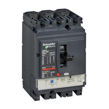 Maksimalafbryder NSX100F+TM40D 3P3D LV429634