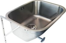 Juvel Tempra wash trough 500 x 400 x 230 mm