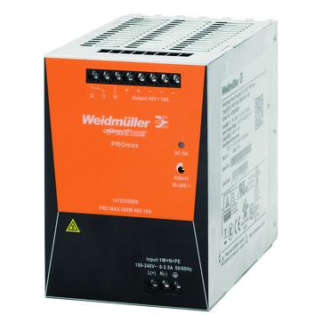 Strømforsyning PRO MAX3 480W 24V 20A 1478190000