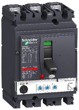 Maksimalafbryder NSX160H+MIC2.2/160 3P LV430790