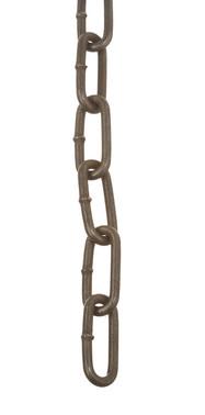 Self Color Long Link Chain, DIN 763 4mm BKLA40