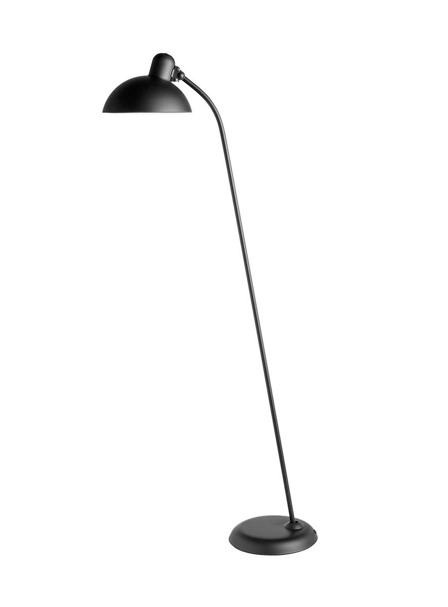 Kaiser idell 6556-F Matt Black Gulvlampe