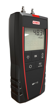 Kimo MP115, Differenstryk manometer 5703534400050