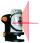 Laserliner streglaser supercross 2 49-081120 miniature