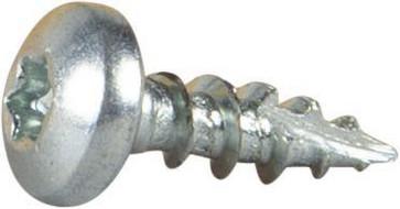 Wood Screw Full Thread Pan Head 127113