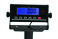 Gulvvægt 60 kg / inddeling 10 g med LCD display og 550x420 mm vejeplade 18562460 miniature