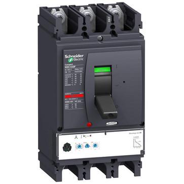 Maksimalafbryder NSX630H+Mic2.3M/500 3P LV432977