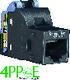 Actassi S-One Connector RJ45 Unshielded Cat 6 DPM bag x 1 1088011502
