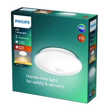 myLiving Mauve Loftlampe PIR Hvid 4x1,5W 240V 915005297201