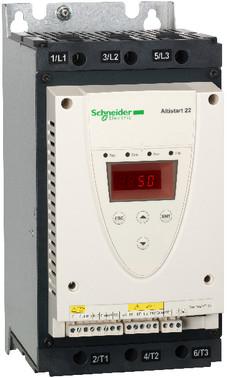 Softstarter 57A, 30KW, 3X230-440V ATS22D62Q