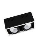 LEDVANCE Spot Multi 2 x 30W/4000K UGR16 hvid 38°