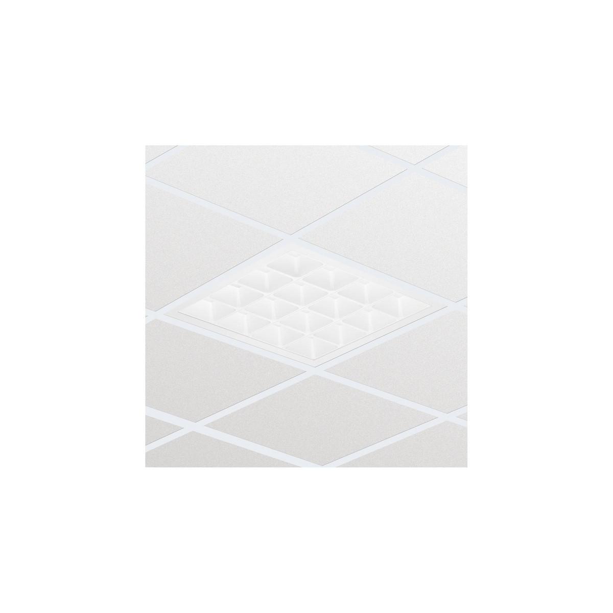 Philips PowerBalance Indbyg RC461B LED 3400lm/940 DALI 60x60 Synlig T-skinne