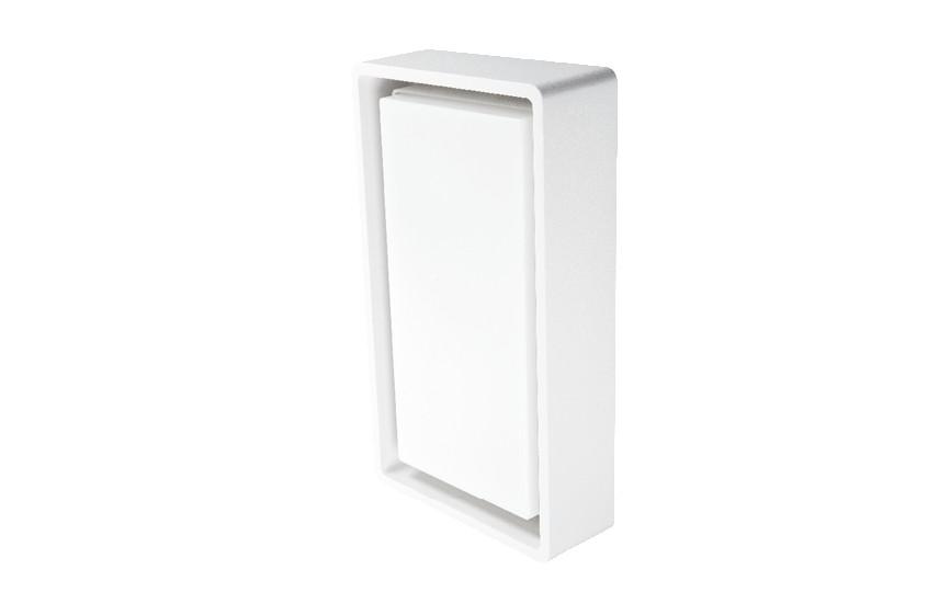 Frame Hvid LED 3000K