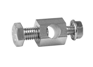 Skruesæt Potentialeudligning Pre-galvaniseret C2 M6X12 mm 10 stk 842E