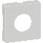 FUGA afdækning for pir 24v lysegrå 530D5317 miniature