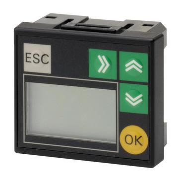 LCD-optionskort til CP1L og CP1H CP1W-DAM01 247844