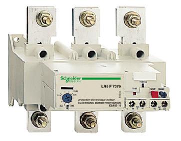 TeSys termorelæ elektronisk 200-330 A med alarm LR9F75 LR9F75