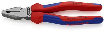 Knipex kombinationstang kraft 200 mm, 02 02 200 02 02 200