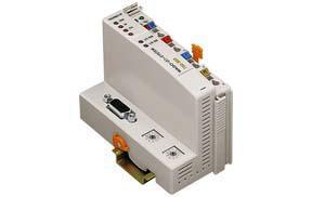 I/o buskobler for profibus dp/fms 12MB 750-303