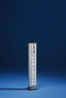 Servicestander POS-F10 672 mm elox 5868320