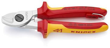 Knipex kabelsaks 165 mm 95 16 165 T