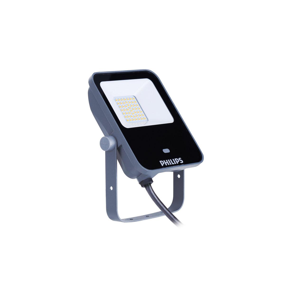 Ledinaire Projektør Gen2 Lille BVP154 LED 2000lm/830 20W Meget bredstrålende (VWB) Mikrobølgesensor